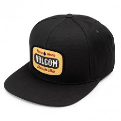 Volcom Cresticle black on black