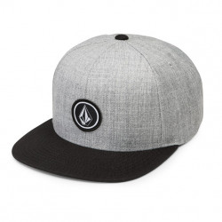 Volcom Quarter Twill black grey