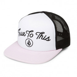 Volcom True To The Stn barely pink