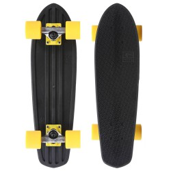 Globe Graphic Bantam black/raw/yellow