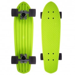 Globe Graphic Bantam lime/raw/black