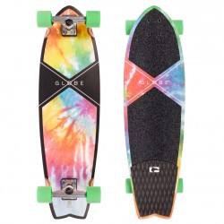 Globe Chromantic tie dye