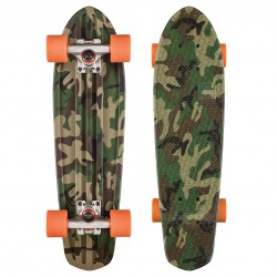 Globe Graphic Bantam camo/orange