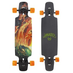 Landyachtz Drop Carve 37 oceanspray