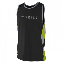 O'Neill 24/7 Tech Tank black/fogblue/lime