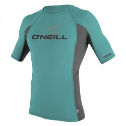 O'Neill Skins S/s Crew mineral/graphite/mineral