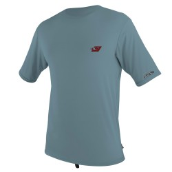 O'Neill Skins S/s Rash Tee dusty blue