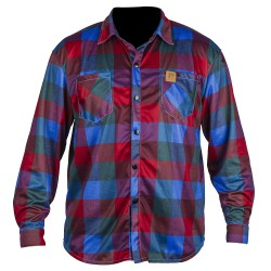 Ronix Higgie Smalls red plaid