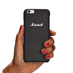 Marshall iPhone 6/6S Case black
