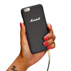 Marshall iPhone 6+/6S+ Case black