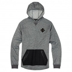 Burton Caption Pullover light heather