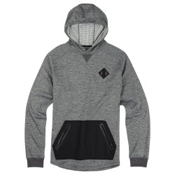 Burton Caption Pullover monument heather