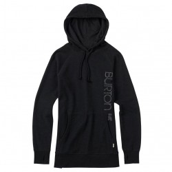 Burton Custom Antidote Pullover Hoodie true black