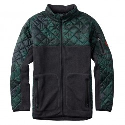 Burton Pierce Fleece beetle derby camo