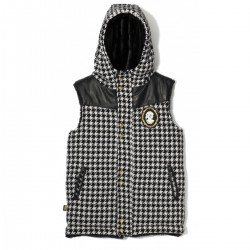 Femi Pleasure Denver dogtooth