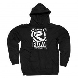 Flow Dicey Jr Pullover Hoodie cocoa