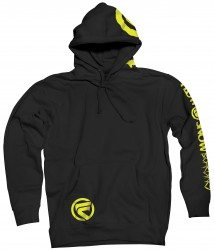Flow Team Jr Pullover Hoodie black