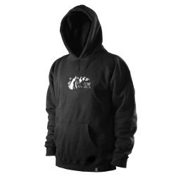 Flow Youth Hoodie black
