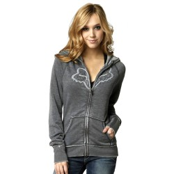 Fox Definitive Zip Hoody graphite