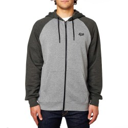 Fox Legacy Zip heather graphite