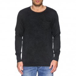 Globe Goodstock Sweater acid black