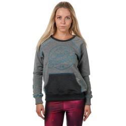 Gravity Connie Crew grey heather