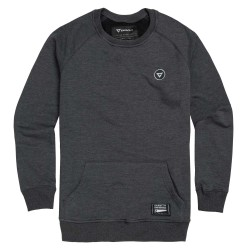 Gravity Icon Crew black heather