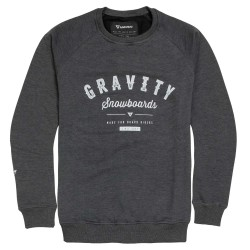 Gravity Jeremy Crew black heather