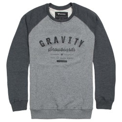 Gravity Jeremy Crew grey heather