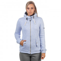 Gravity Keisha Sweater light blue