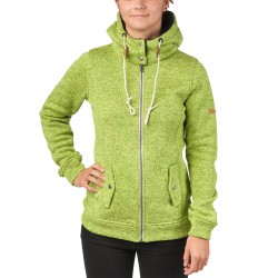Gravity Keisha Sweater lime