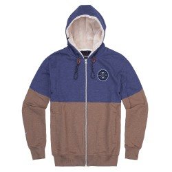 Gravity Moto mocca/indigo heather