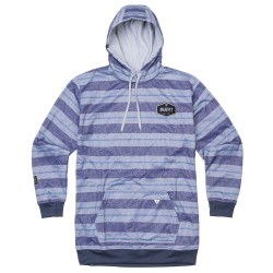 Gravity Rival grey stripes