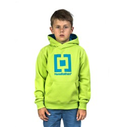 Horsefeathers Leader Kids lime