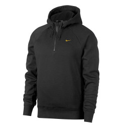 Nike SB Icon Hoodie Gfx black/circuit orange