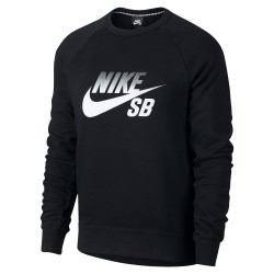 Nike SB Icon Top Logo black/white
