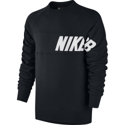 Nike SB Lightweight Everett Dri-Fit Crew black/white
