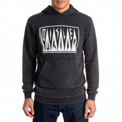 Quiksilver Afro Fleece black