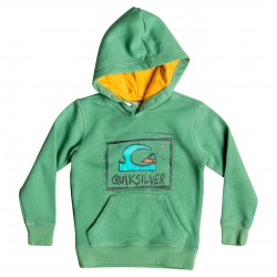 Quiksilver Bubble Dream Hood Boy dark ivy