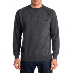 Quiksilver Everyday Crew dark grey heather
