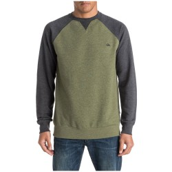 Quiksilver Everyday Crew four leaf clover heather