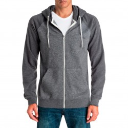 Quiksilver Everyday Zip dark grey heather