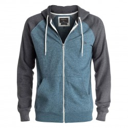 Quiksilver Everyday Zip indian teal heather