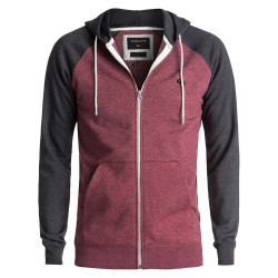 Quiksilver Everyday Zip pomegranate