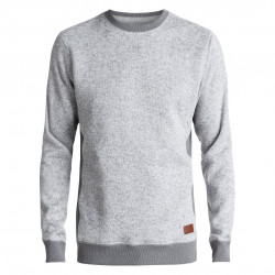 Quiksilver Keller Crew light grey heather