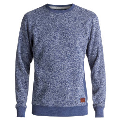 Quiksilver Keller Crew medieval blue heather