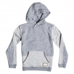 Quiksilver Keller Hood Youth light grey heather