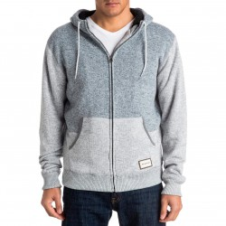 Quiksilver Keller Sherpa light grey heather