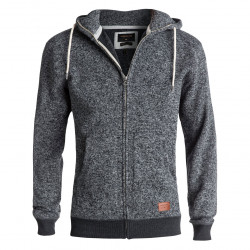 Quiksilver Keller Zip dark grey heather