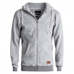 Quiksilver Keller Zip light grey heather